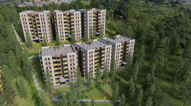 Foto exterior Veleros Apartamentos en Rionegro