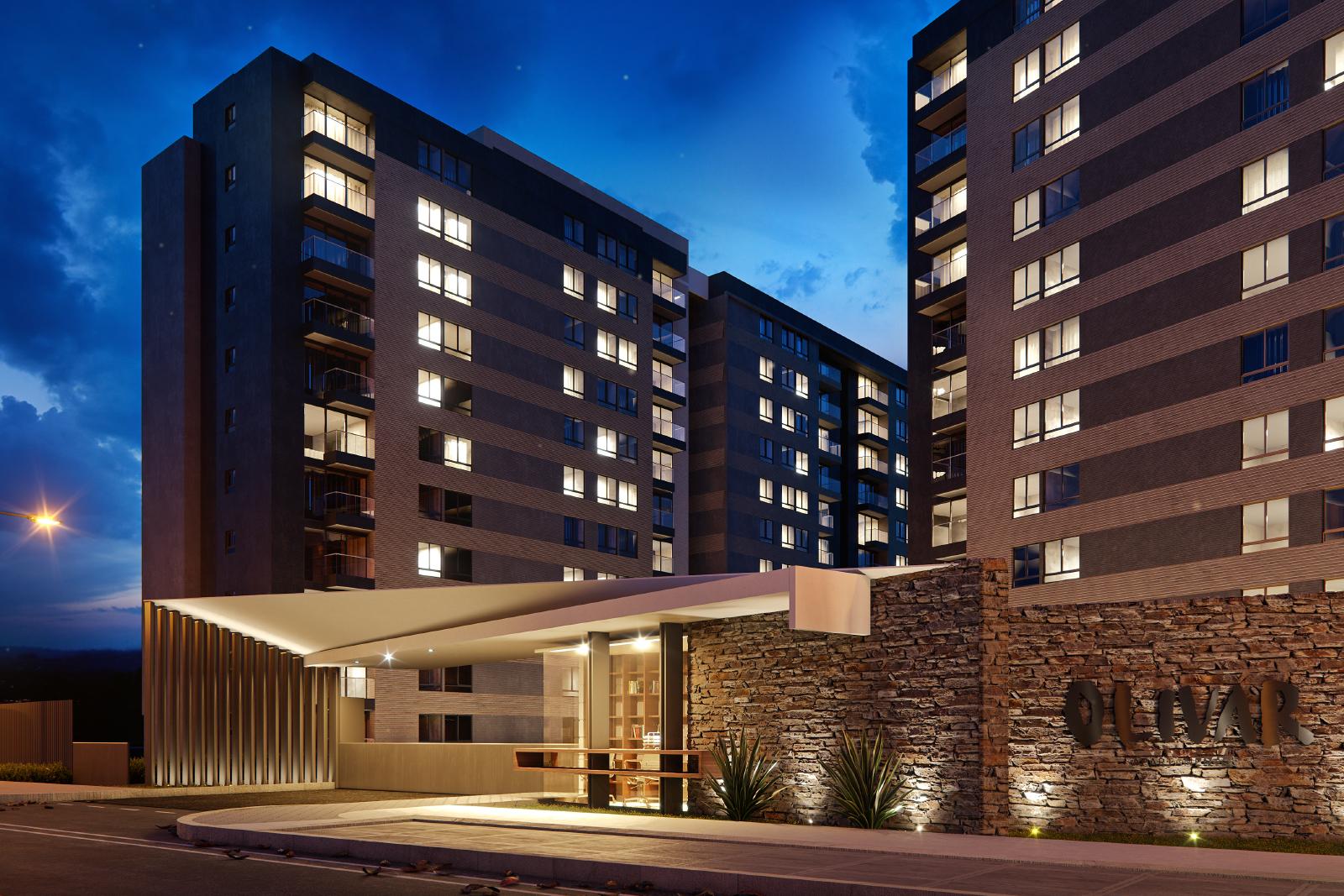 Olivar Apartamentos Torre 3