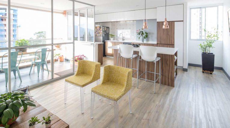 Apartamento modelo Muzo