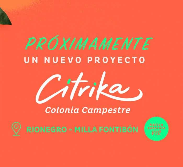 Citrika Colonia Campestre
